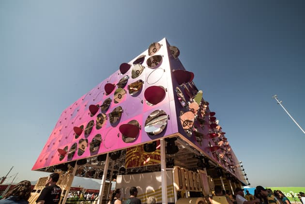 The Dancing Pavilion
