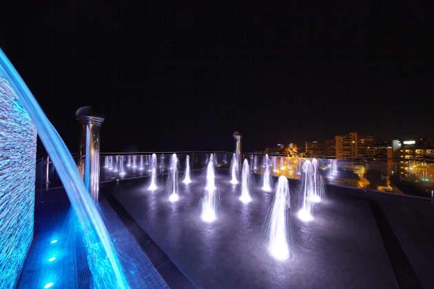 Hotel Las Arenas Rooftop Remodelling