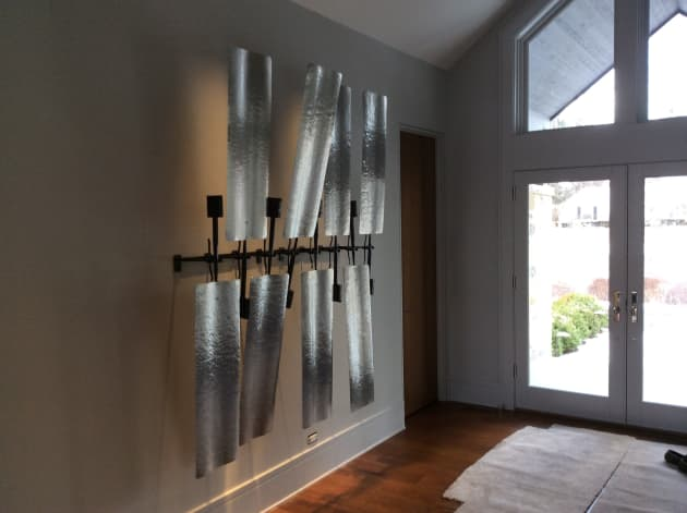 Kinetic Wall Relief