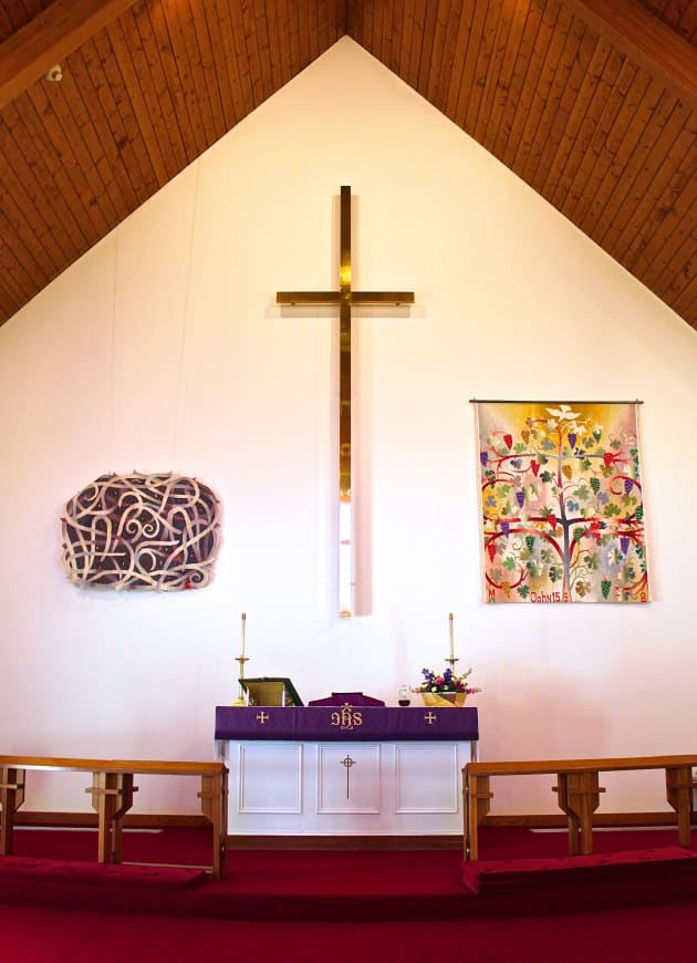 Grace Lutheran Tapestries