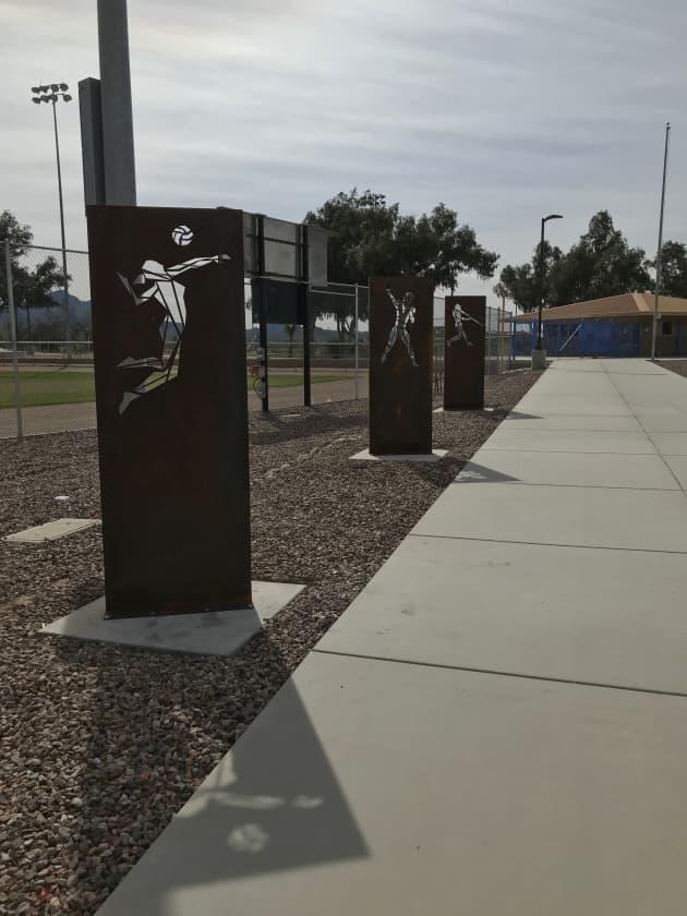 M. Jacob Sports Park