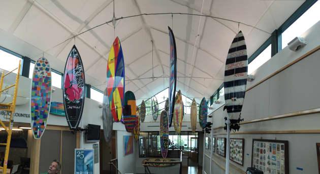 Art of the Board Exhibit