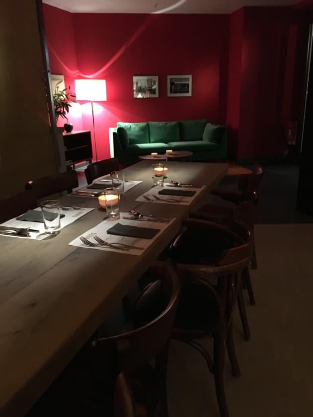 Restaurant & Bar Lokal Lillies