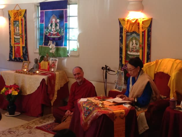Empowering Dharma Teachings