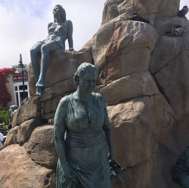 A National Monument to John Steinbeck and Cannery Row