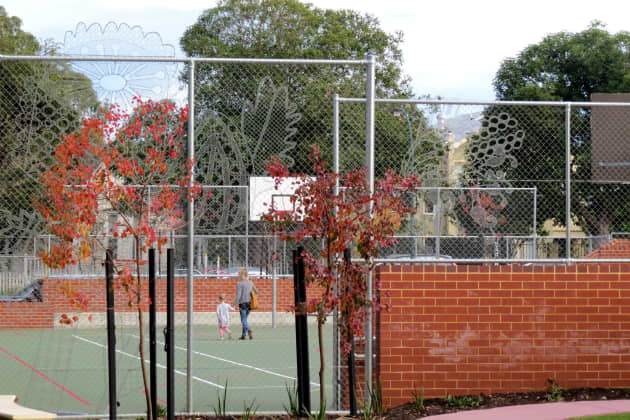 West Leederville Primary School LaceFence