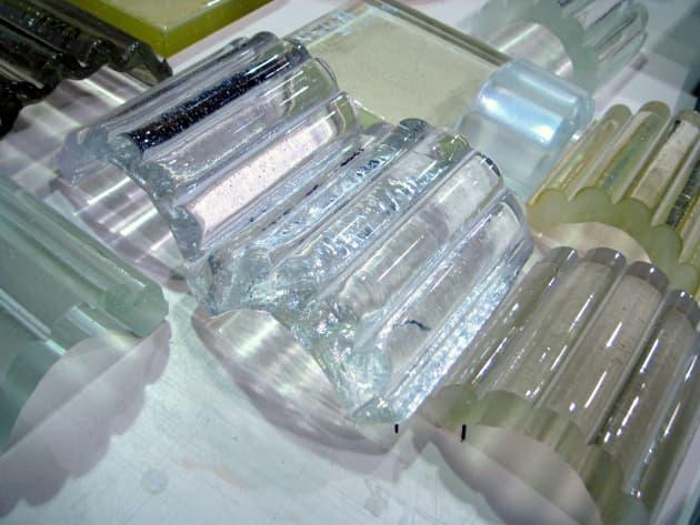 Lakefront Airport Cast Glass Restoration Lighting