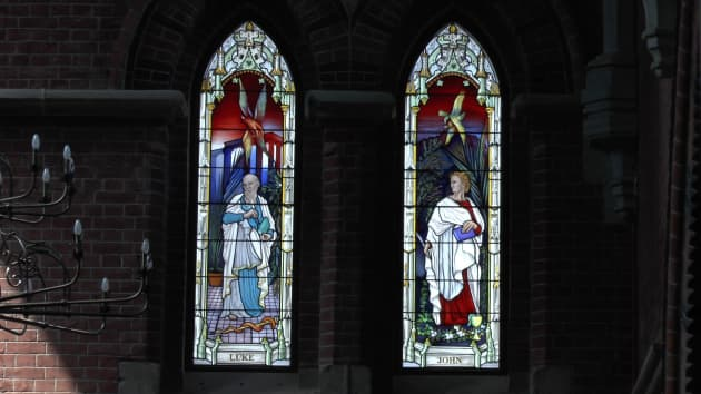 Holy Trinity Church Choir and Transept Windows