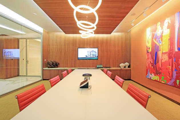 JSW Corporate HQ Interiors