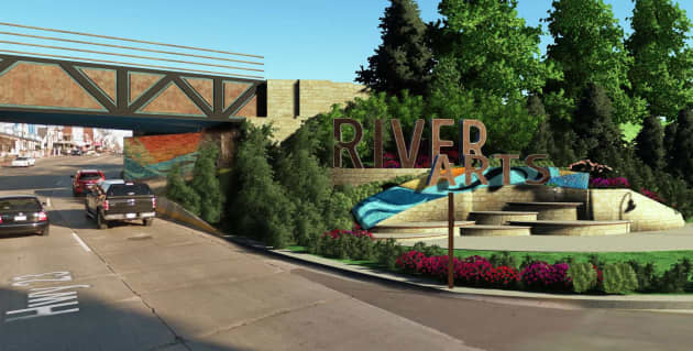Dells River Arts District