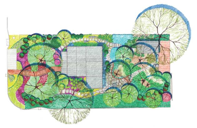 Kugelmass Garden