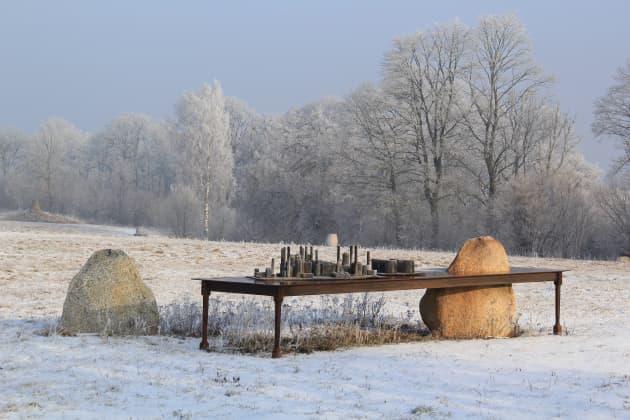 Ainavas Galds (Landscape Table)