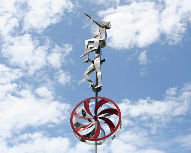 Lift Me With Your Love / Kinetic Sculpture