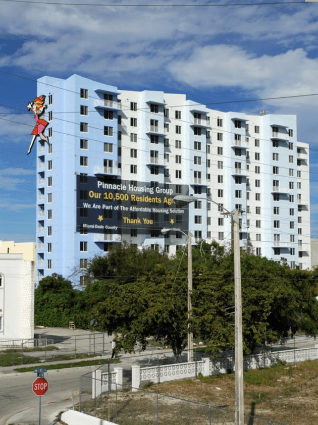 Los Sueños Low Income Housing