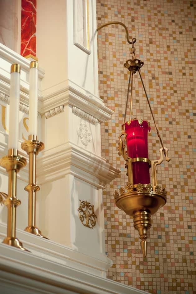 Altar Restoration