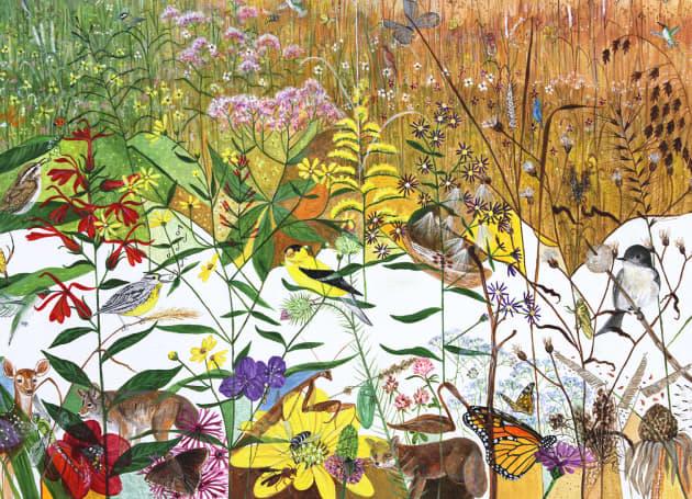 Meadow High Resolution Print