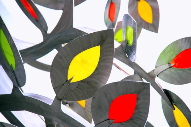 Tree of Seasons, Kinetic Art