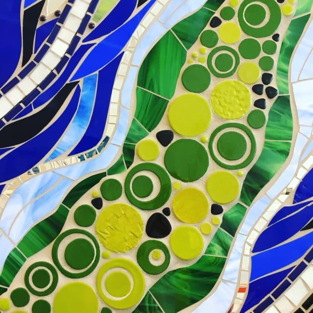Mississippi River Mosaics