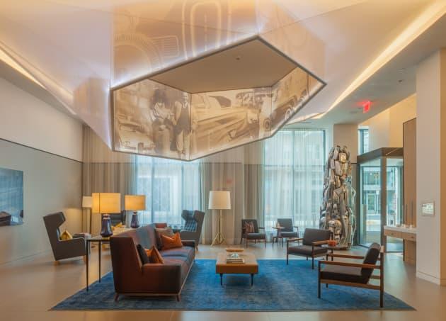 Montaje Apartments Luminaire