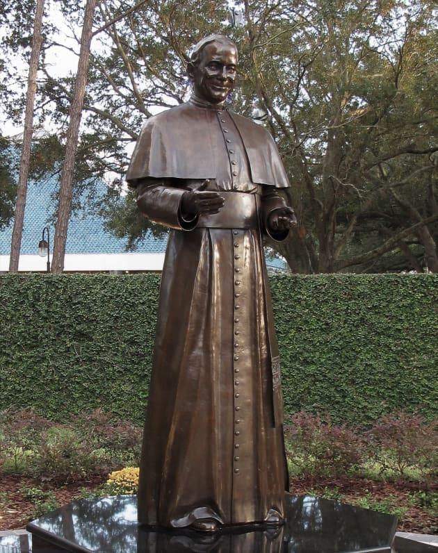 Monsignor Laurence Higgins