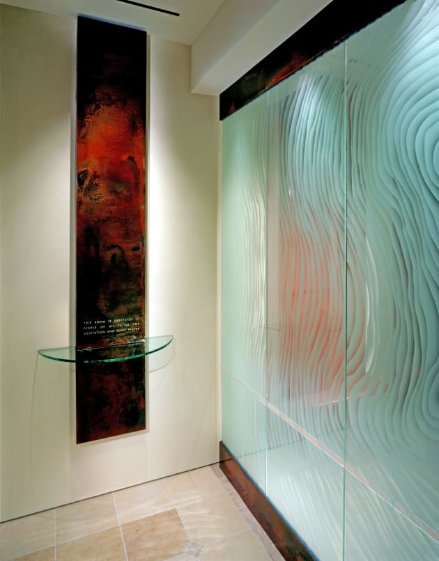 Mt. Zion Comprehensive Cancer Center – Quiet Room