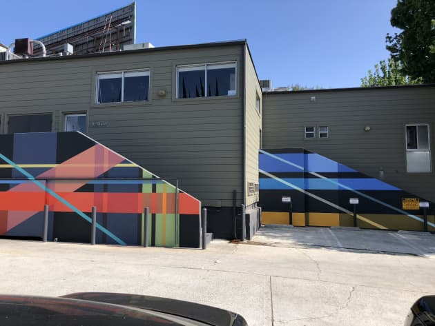 Murals in West Hollywood