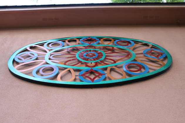 Architectural Metal Feature