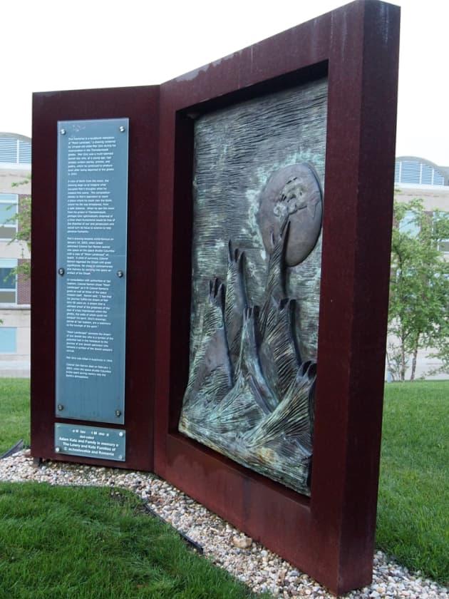 North Shore Hebrew Academy Holocaust Memorial