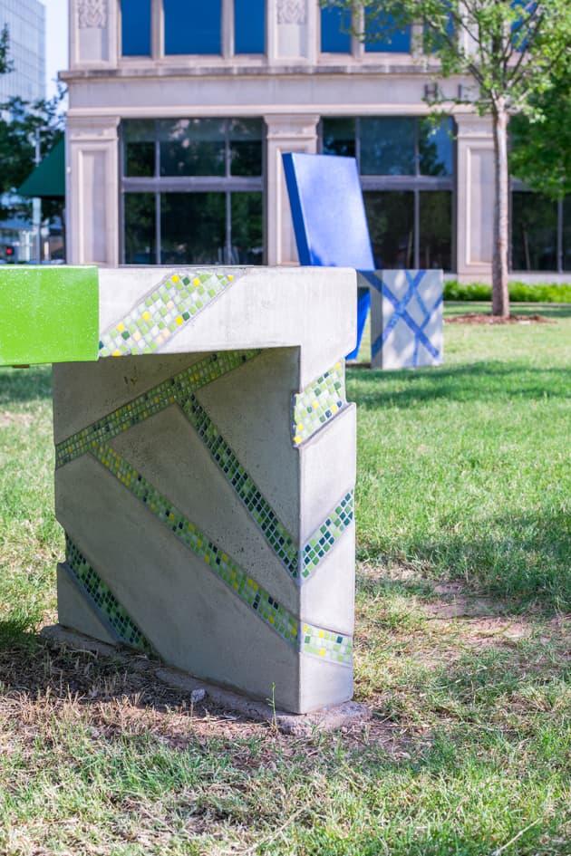Nurture, Sculptural Seating Group