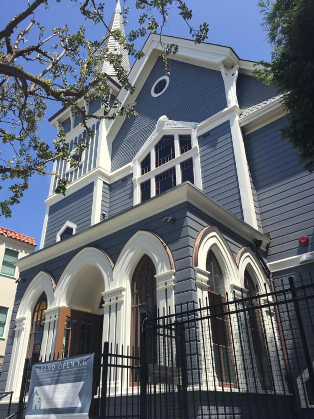 Noe Valley Ministry Presbyterian Church