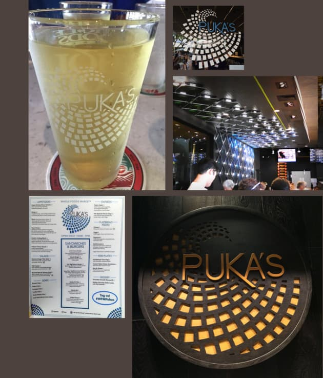 Puka's Bar at Whole Foods Kahala