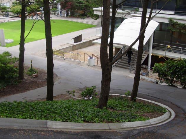 9/11 Memorial Benches