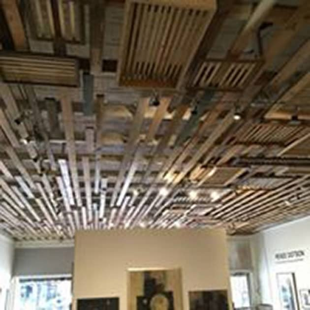 Permanent Ceiling Installation