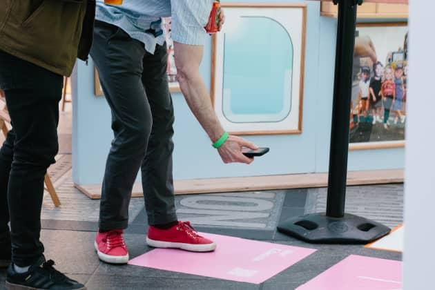 Bright New Things Take Times Square