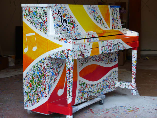 Play Me Again Pianos