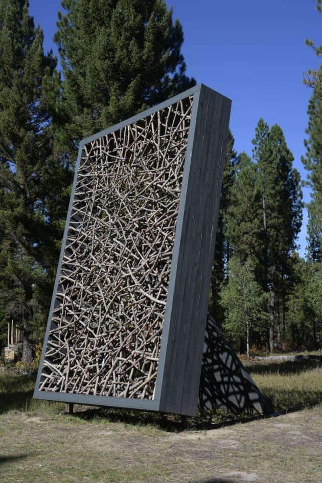 Sculpture in the Wild International Sculpture Symposium