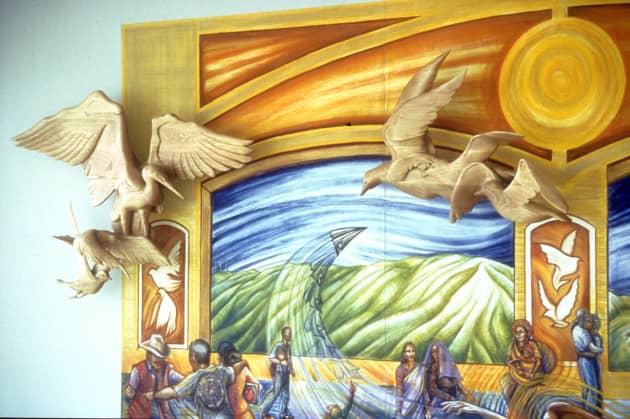 Santuario/Sanctuary