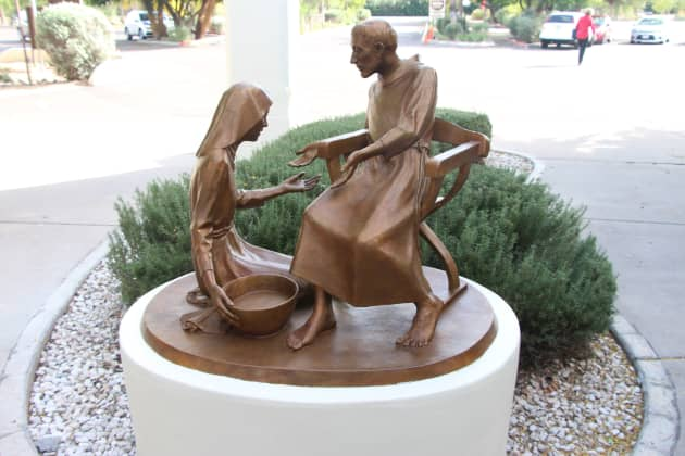St. Francis & St. Clare