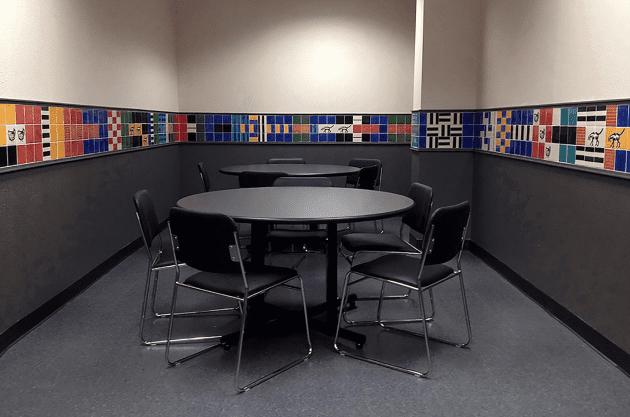 FCE Benefits Break Room