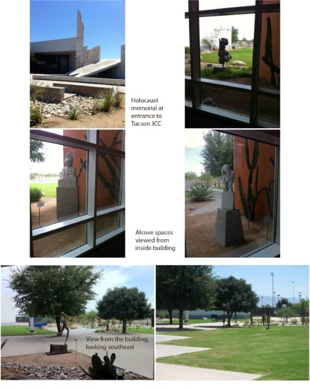 Tucson JCC Sculpture Garden