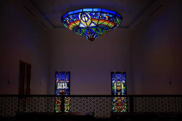 (He)Art of Sheba Synagogue