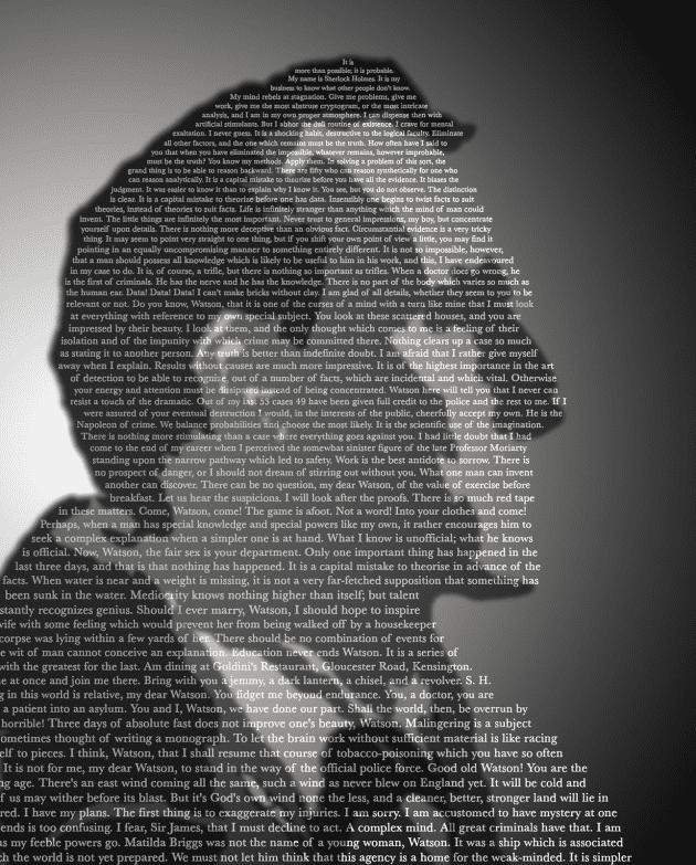 Sir Arthur's Words