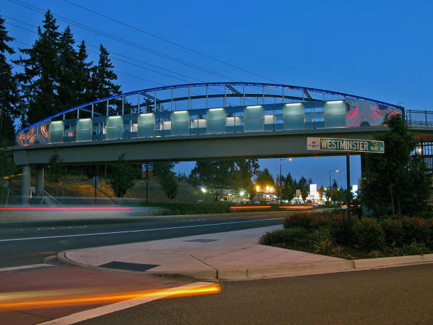 Interurban Trail Bridges