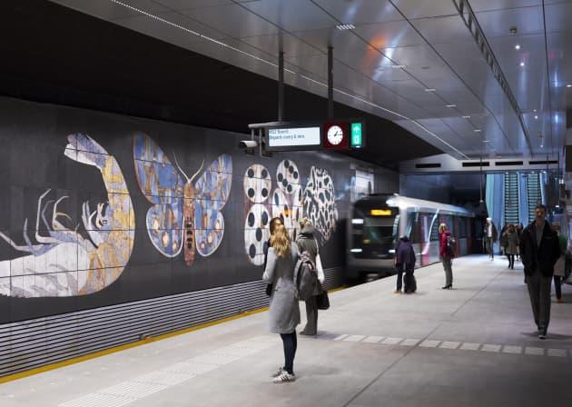 Amsterdam North-South subway line