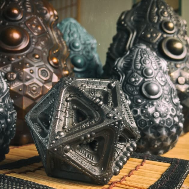 Inner Space Artifacts