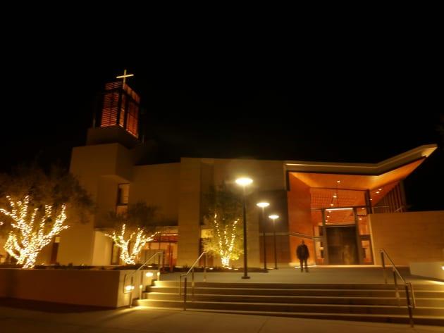St. Thomas More Reconciliation Chapel