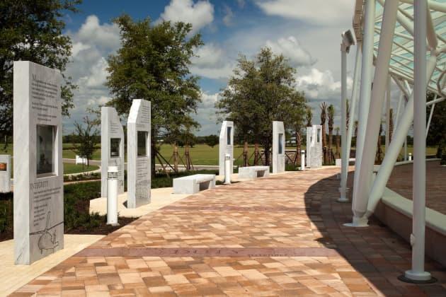 Patriot Plaza Sarasota National Cemetery