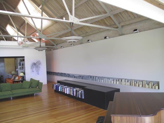 The Barley House Installation