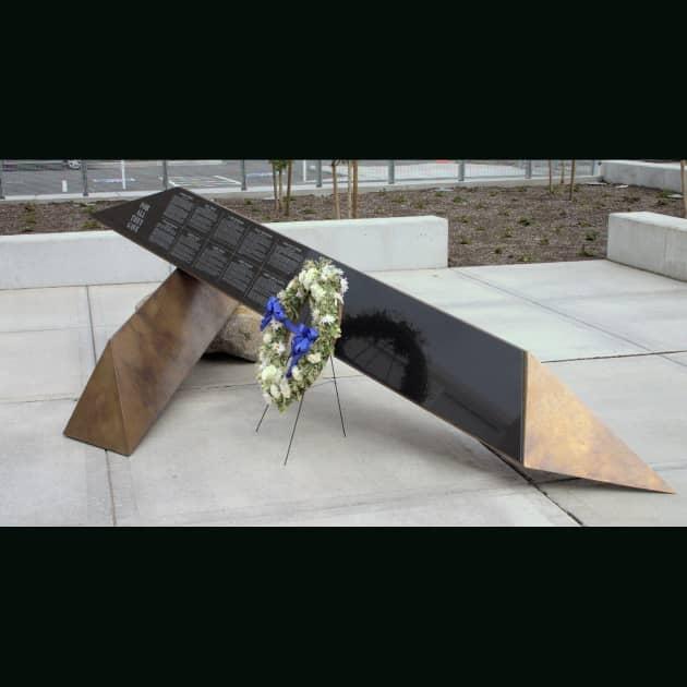 Tacoma Police Department Memorial