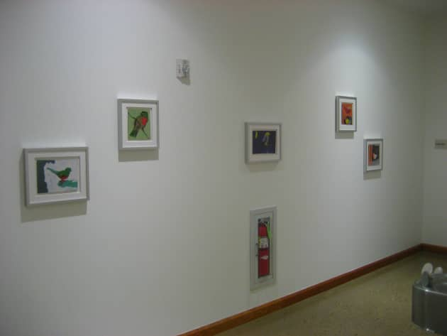 Biophilia Enhanced Through Art (BETA)